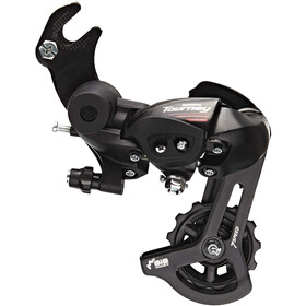 Shimano Tourney RD-A070 Rear Derailleur axle assembly 7-speed black